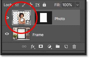 Двойной щелчок по миниатюре смарт-объекта для редактирования его содержимого