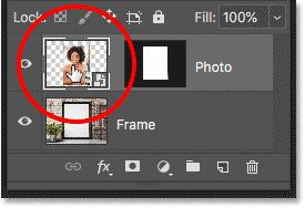 Повторное открытие документа смарт-объекта в Photoshop
