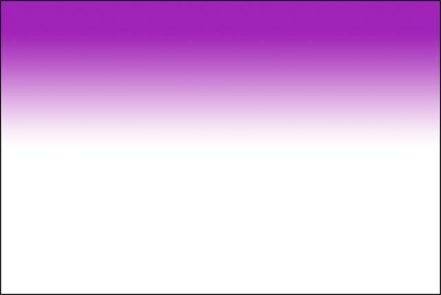 Фиолетовый от градиента, но белый от фона под ним.