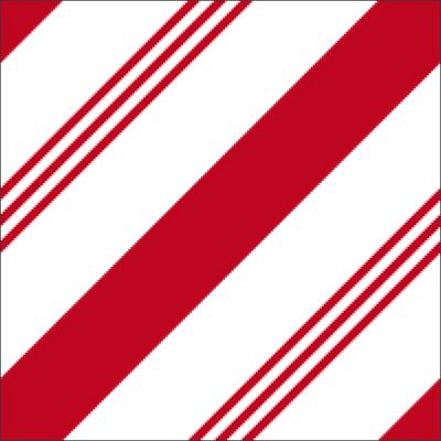 Узор леденца с красными полосками, созданный в фотошопе