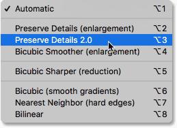 Изменение Resample для сохранения деталей 2.0