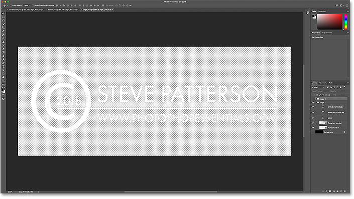 Файл логотипа, на который ссылаются изображения, снова открывается