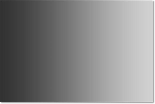 Черно-белый градиент, который нуждается в некоторой помощи.