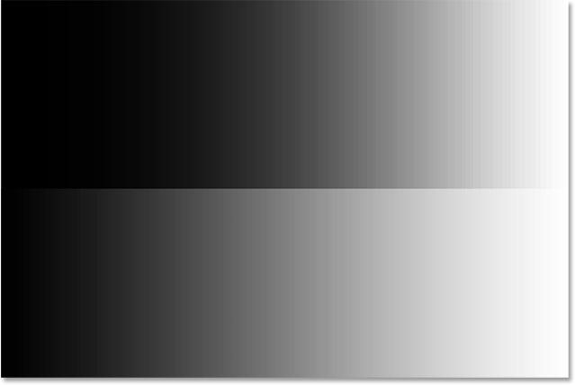Средние тона стали темнее после перетаскивания ползунка вправо.