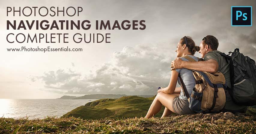 Как перемещаться по изображениям в Photoshop - Полное руководство