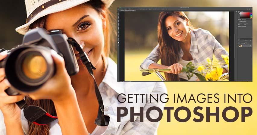 Получение изображений в Photoshop - Полное руководство