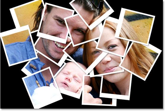 Adobe Photoshop учебное изображение