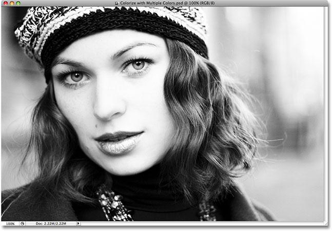 Исходное изображение в фотошопе.  Изображение лицензировано от iStockphoto фотошопом Essentials.com.