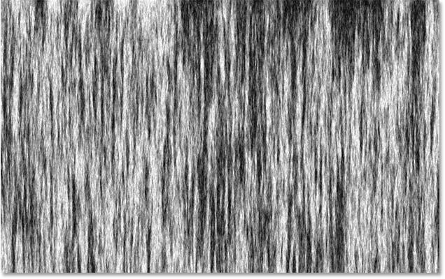 Текстура, созданная с помощью фильтра Fibers в Photoshop