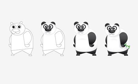 Эволюция Панды
